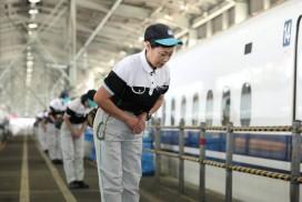 新幹線列車「7分鐘的奇蹟」向列車清潔員致敬!