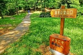 箱根山の登頂証明書4